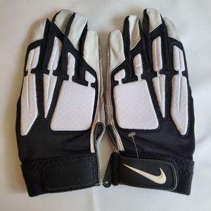 Nike D-TACK NFL Sample PE Padded Lineman Gloves BL